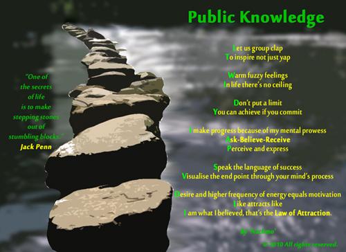 On thinking poem positive Positive Thinking